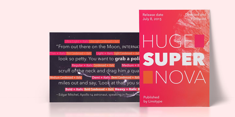sans serif fonts for presentation slides