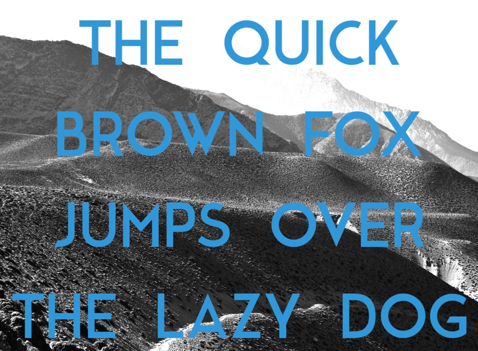 fonts for dyslexia sans serif