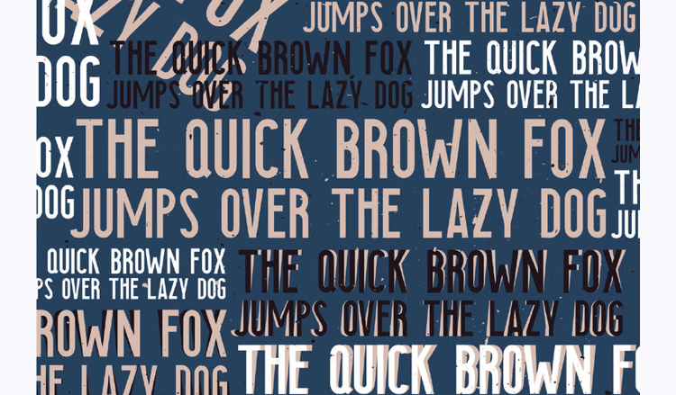 condensed fonts for PowerPoint slides