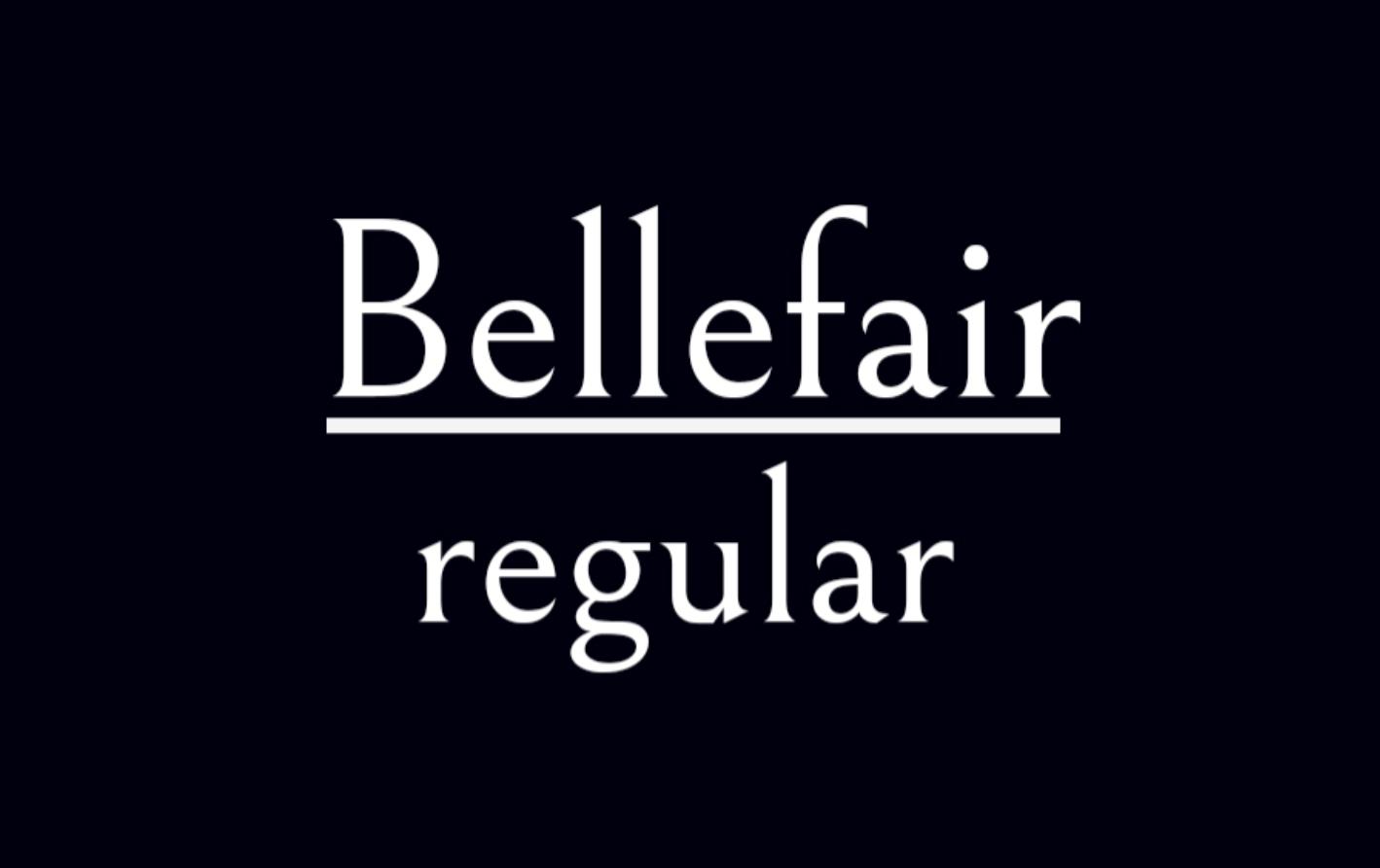 serif fonts for dyslexic reader